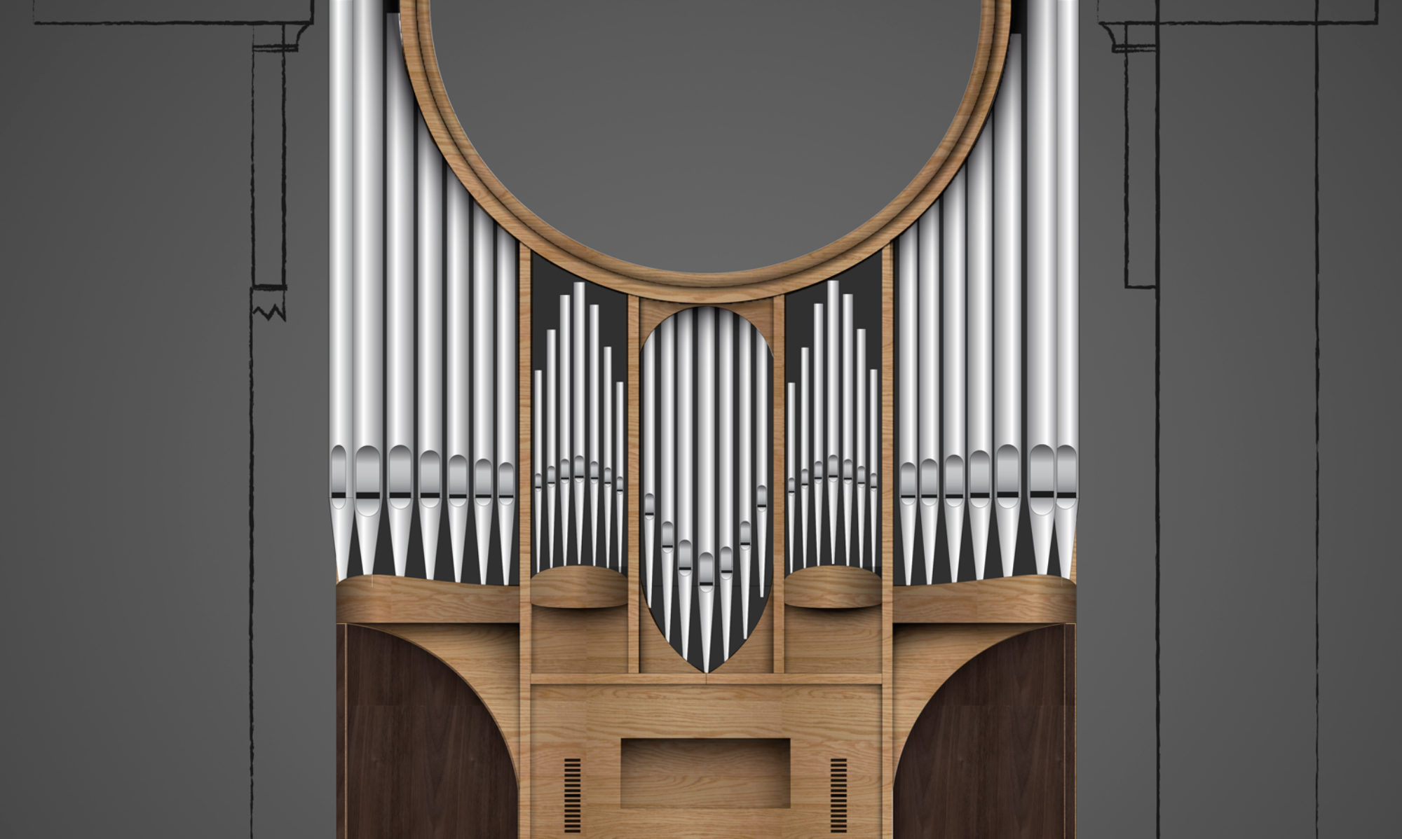 Acquisition d'un orgue baroque